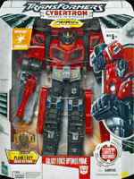 Transformers Cybertron Galaxy Force Optimus Prime