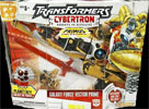 Transformers Cybertron Galaxy Force Vector Prime
