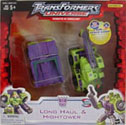 Transformers Universe Long Haul and Hightower (Target exclusive)