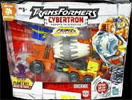 Transformers Cybertron Quickmix (with Stripmine)