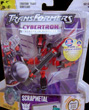 Transformers Cybertron Scrapmetal (orange-red)