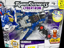 Transformers Cybertron Soundwave (with Laserbeak)