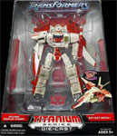 "Transformers Titanium Jetfire (6"")"