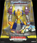 "Transformers Titanium Optimal Optimus (6"")"