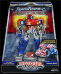"Transformers Titanium Optimus Prime - War Within (6"")"
