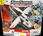 Transformers Cybertron Wing Saber