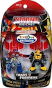 Transformers Titanium Optimus Prime & Bumblebee (Supermetal Finish, TRU excl)