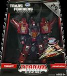 """Transformers Titanium Thrust (Titanium 6"""")"""