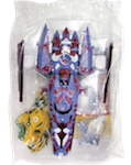 Timelines Alpha Trion & Weirdwolf (Botcon 2-pack)