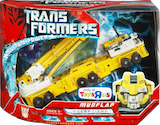 Transformers (Movie) Mudflap (TRU exclusive)