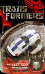Transformers (Movie) Autobot Jazz (G1 redeco, Target exclusive)