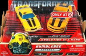 Transformers (Movie) Evolution of a Hero: Bumblebee (