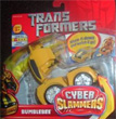 Transformers (Movie) Cyber Slammers Bumblebee (Camaro '08)