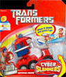 Transformers (Movie) Cyber Slammers Optimus Prime