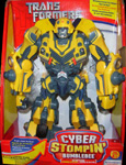 Transformers (Movie) Cyber Stompin' Bumblebee