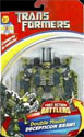 Transformers (Movie) FAB Double Missle Decepticon Brawl