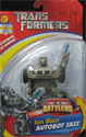 Transformers (Movie) FAB Ion Blast Autobot Jazz