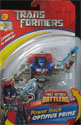 Transformers (Movie) FAB Power Hook Optimus Prime
