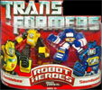 Transformers (Movie) Robot Heroes Bumblebee vs. Soundwave