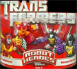 Movie Robot Heroes Rodimus vs. Insecticon