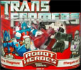 Transformers (Movie) Robot Heroes Ultra Magnus vs. Megatron