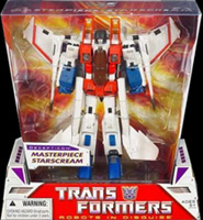 Transformers Masterpiece Masterpiece Starscream (WalMart exclusive)
