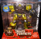 Transformers (Movie) Autobot Ratchet (metallic version, Best Buy exclusive)