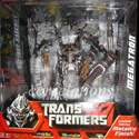 Transformers (Movie) Megatron (voyager, metallic version, Best Buy exclusive)