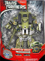 Transformers (Movie) Decepticon Brawl (Leader)