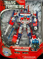 Transformers (Movie) Optimus Prime