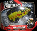 Transformers (Movie) Autobot Ratchet