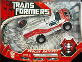 Transformers (Movie) Rescue Ratchet