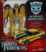 Transformers (Movie) Bumblebee (Ultimate)