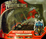 "Transformers (Movie) Optimus Prime (""Twin Blaster"")"