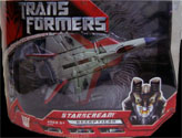 Transformers (Movie) Starscream (G1 redeco, Target exclusive)