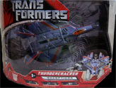 Transformers (Movie) Thundercracker