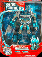 Transformers (Movie) Nightwatch Optimus Prime
