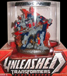 Transformers (Movie) Unleashed Turnarounds Optimus Prime