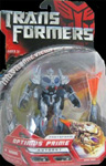 Transformers (Movie) Protoform Optimus Prime