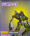 3rd Party QUINT-04 (not Quintesson Executioner)