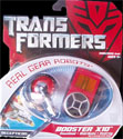 Transformers (Movie) Real Gear Booster X10