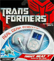 Transformers (Movie) Real Gear Night Beat 7