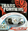 Transformers (Movie) Real Gear Power Up VT6