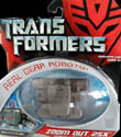 Transformers (Movie) Real Gear Zoom Out 25X
