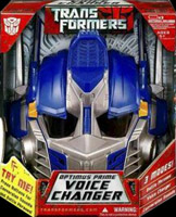 Transformers (Movie) Optimus Prime Voice Changer (helmet)
