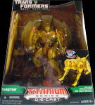 "Transformers Titanium Beast Machines Cheetor (6"")"
