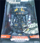 "Transformers Titanium The Fallen - War Within (6"")"