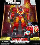 """Transformers Titanium Rodimus Prime (6"""")"""