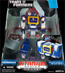 "Transformers Titanium Soundwave (6"")"