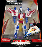 "Transformers Titanium Starscream - War Within (6"")"